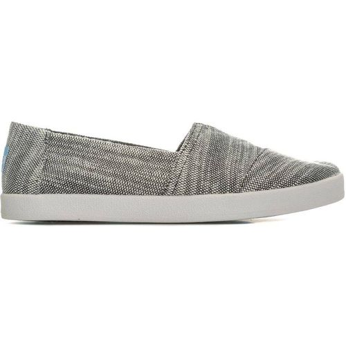 Espadrilles Avalon Slubby Cotton - TOMS - Shopsquare