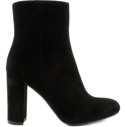 Bottines en Daim Marcia - EXCLUSIF PARIS - Shopsquare
