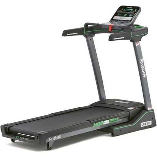 Tapis de course Jet Series 200. 10012348. 140x46cm. 18 Km/h. MP3. 15 niveaux d'inclinaison - Reebok - Shopsquare