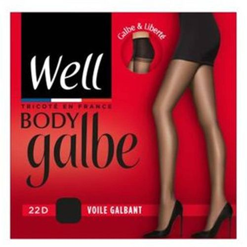 Body Galbe Voile Galbant Collant - WELL - Shopsquare