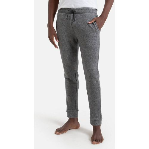 Pantalon de pyjama molleton - LA REDOUTE COLLECTIONS - Modalova