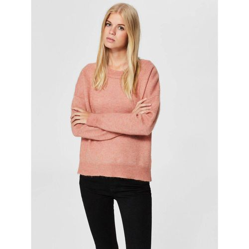 Pull en maille Laine - - Selected Femme - Shopsquare