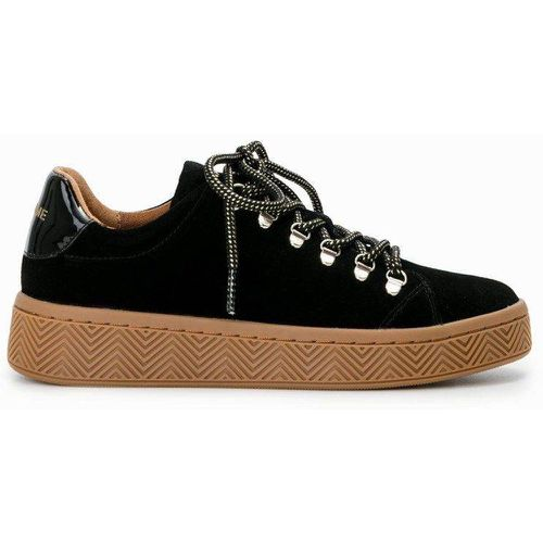 Baskets GINGER SNEAKER COWSUEDE - NO NAME - Shopsquare