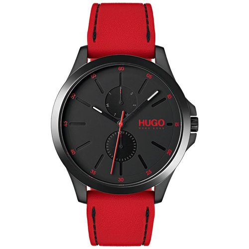 Montre en Silicone Rouge - HUGO - HUGO BOSS - Shopsquare