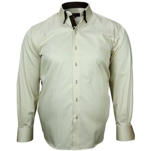 Chemise double col brooks - DOUBLISSIMO - Shopsquare