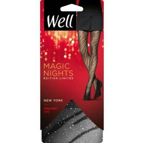 Collant Voile Magic Nights New York 30D - WELL - Modalova