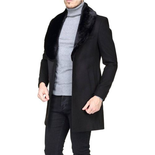 Manteau mi-long - LEADER MODE - Modalova