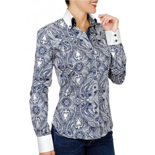 Chemise double col tiffany - ANDREW MAC ALLISTER - Shopsquare
