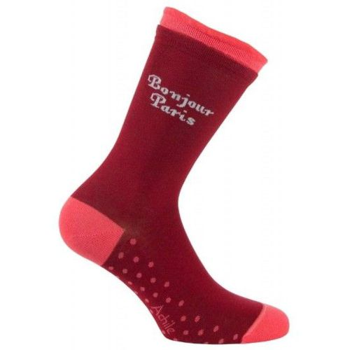 Chaussettes Bonjour Paris Made in France - ACHILE - Shopsquare