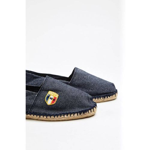Espadrilles en toile Jean - Made in France - 1789 CALA - Shopsquare