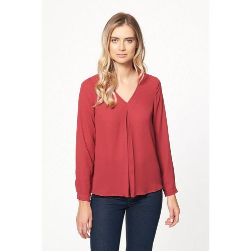 Blouse fluide unie - BEST MOUNTAIN - Shopsquare