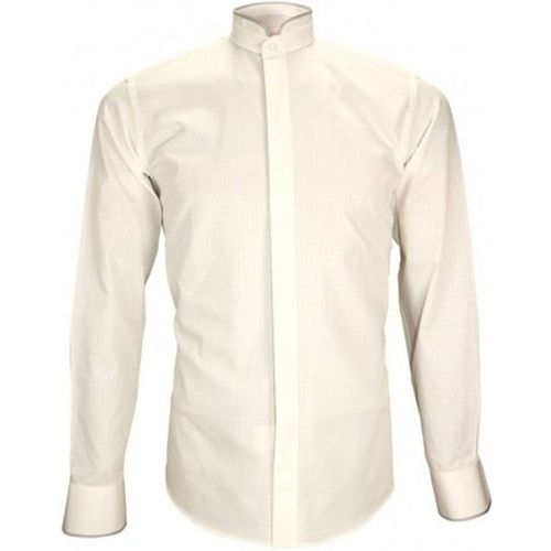 Chemise col mao norfolk - ANDREW MAC ALLISTER - Shopsquare