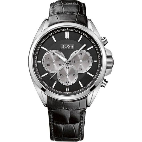 Montre BOSS Cuir - BOSS - HUGO BOSS - Modalova