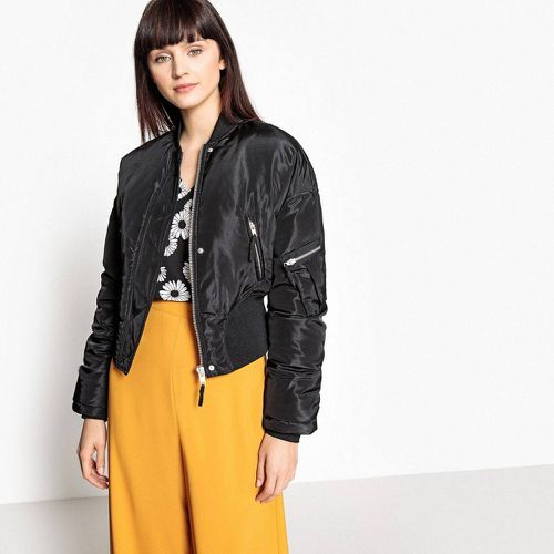 Bomber court, satiné - LA REDOUTE COLLECTIONS - Shopsquare