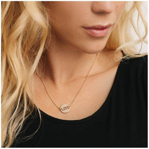 Collier Love - DRAEGER LA CARTERIE - Shopsquare