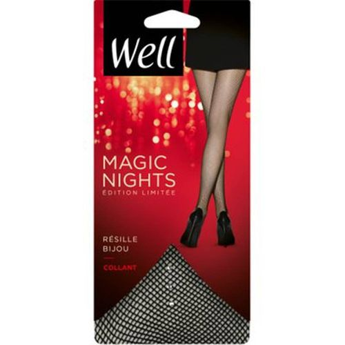 Collant Résille Bijou Magic Nights - WELL - Modalova
