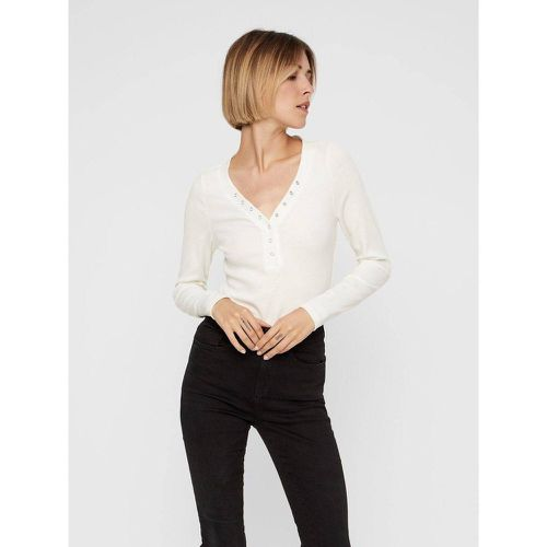Blouse Coupe slim col en V - NOISY MAY - Modalova