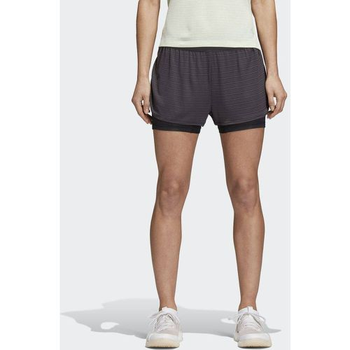 Short Two-in-One Chill - adidas Performance - Shopsquare