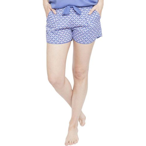 Short de Pyjama à Carreaux ISLA - Cyberjammies - Shopsquare