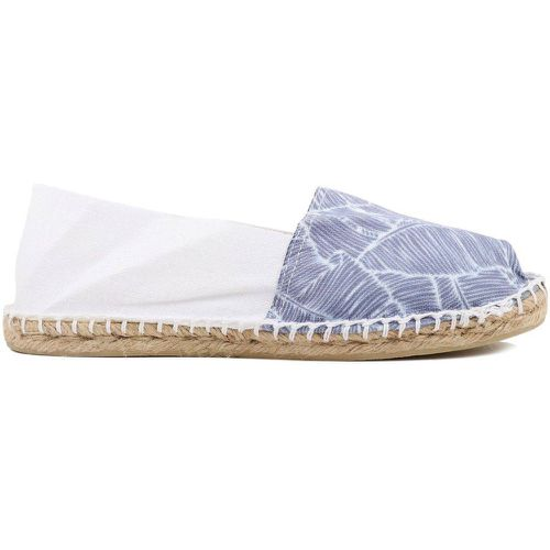 Espadrilles en toile Imprimé Palmiers - Made in France - 1789 CALA - Shopsquare