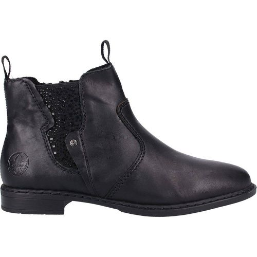 Bottines Cuir verni - RIEKER - Shopsquare