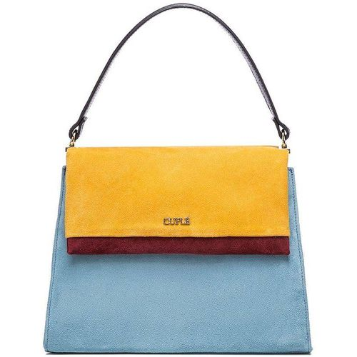 Sac cartable tricolore - CUPLE - modalova