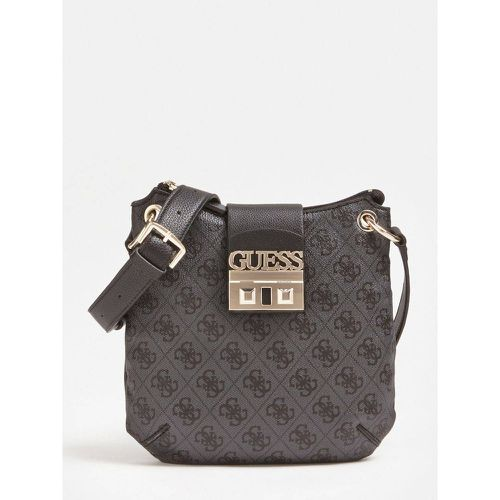 56a6c1828c32 Sac A Bandouliere Logo Luxe - Guess - Shopsquare