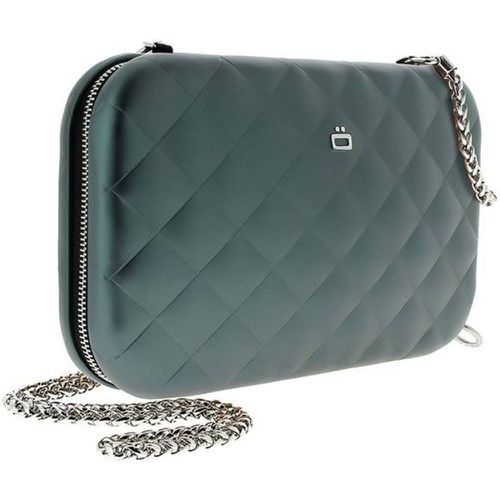 Sac Minaudière Quilted Lady Bag, Anthracite - OGON DESIGN - Shopsquare