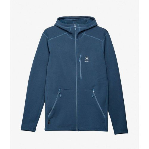 Veste BUNGY HOOD MEN DARK BLUE - Haglofs - Shopsquare