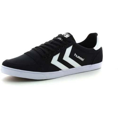 Hummel Ten Star Low Canvas - Hummel - Shopsquare