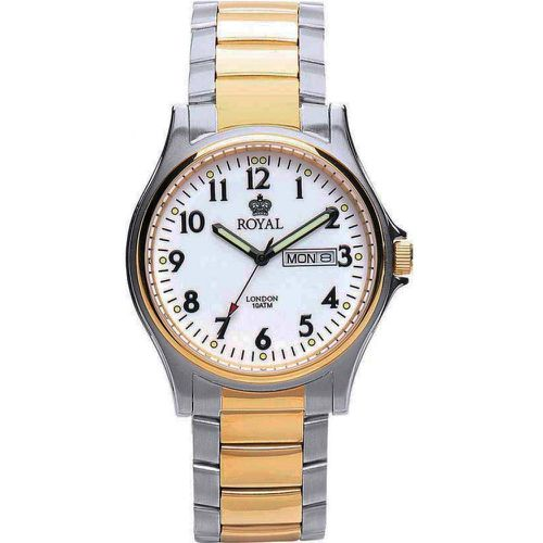 Montre Homme Acier 41018-05 - Royal London - Shopsquare