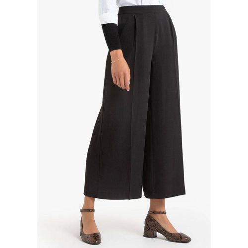 Jupe culotte large en crêpe - LA REDOUTE COLLECTIONS - Shopsquare
