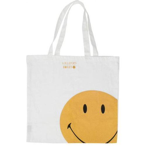 Tote bag Smiley - lollipops - Shopsquare