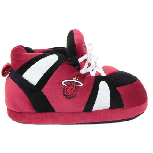 Chaussons Miami Heat, licence officielle basketball NBA - SLEEPERZ - Shopsquare