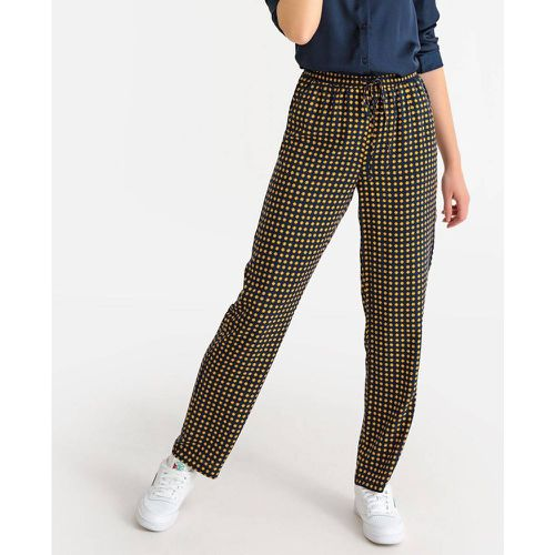 Pantalon droit imprimé - LA REDOUTE COLLECTIONS - Shopsquare