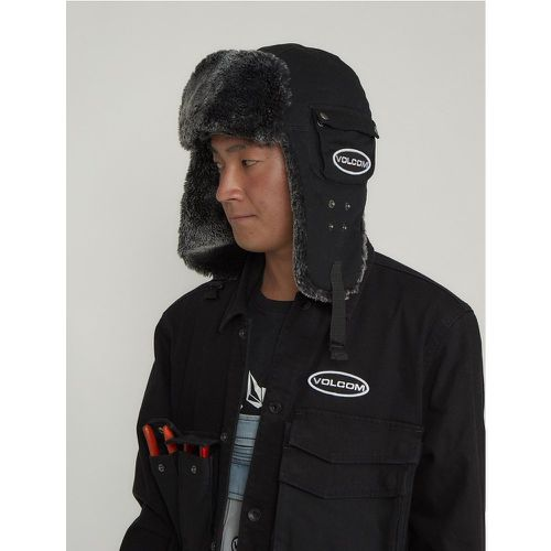 Chapka Volcompartment- Black - Volcom - Shopsquare