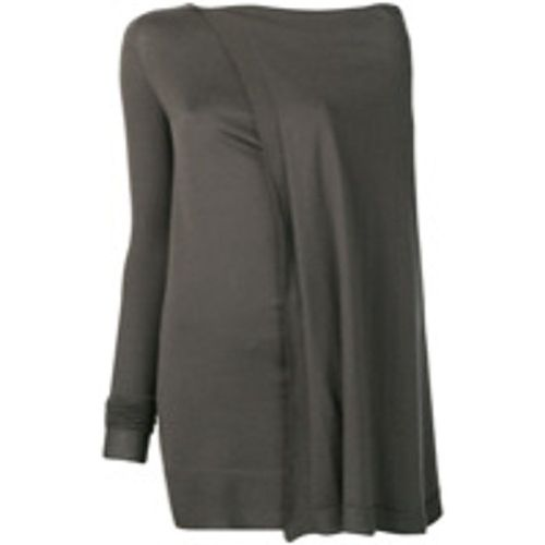Draped knitted top - Rick Owens - Shopsquare