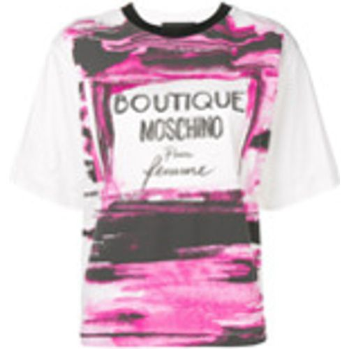 T-shirt ample - Boutique Moschino - Shopsquare