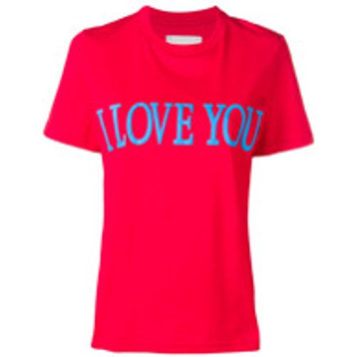 T-shirt I Love You - alberta ferretti - Shopsquare