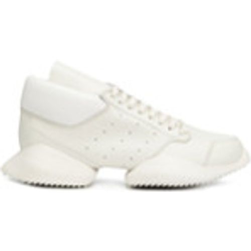 "Baskets Rick Owens x Adidas ""Tech Runner"" - Adidas By Rick Owens - Shopsquare"