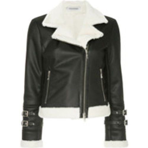 Shearling biker jacket - Guild Prime - Shopsquare