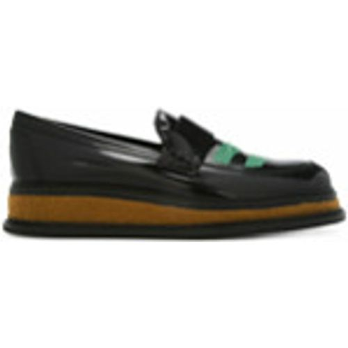 Platform loafers with print - Joshua Sanders - Shopsquare