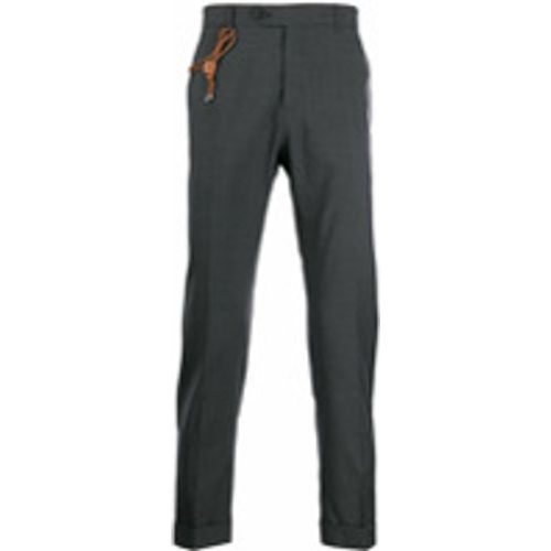 Pantalon chino à détail de corde détachable - Berwich - Shopsquare