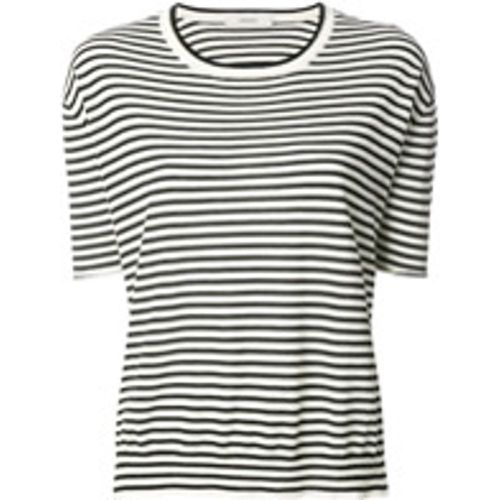 Cashmere striped crew neck top - Humanoid - Shopsquare