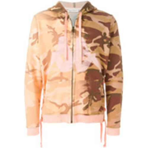 Sweat zippé Kappa à motif camouflage - Faith Connexion - Shopsquare