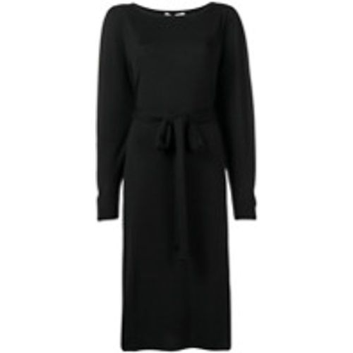 Long sleeve belted dress - Agnona - Shopsquare