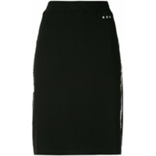 Logo stripe skirt - Guild Prime - Shopsquare