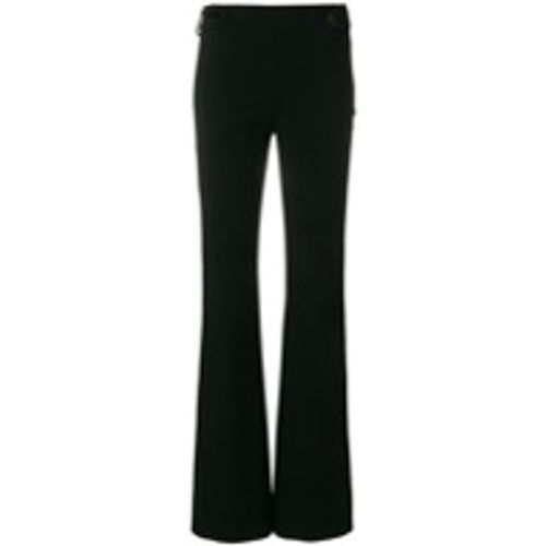 Flared button-embellished trousers - EMILIO PUCCI - Shopsquare