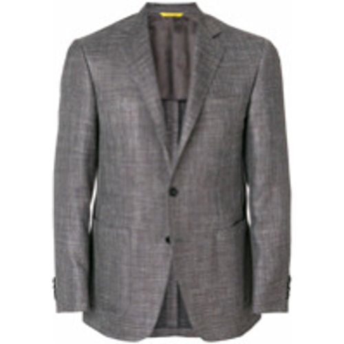 Classic fitted blazer - Canali - Shopsquare