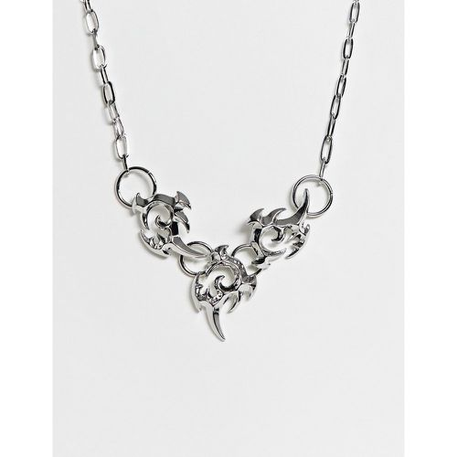 Collier motif tatouage - ASOS DESIGN - modalova